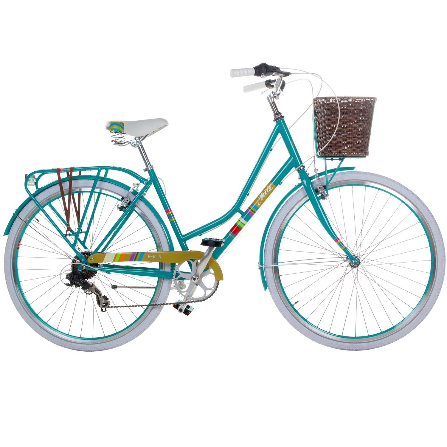 hollandfahrrad chill city bike trendwizzard. Black Bedroom Furniture Sets. Home Design Ideas