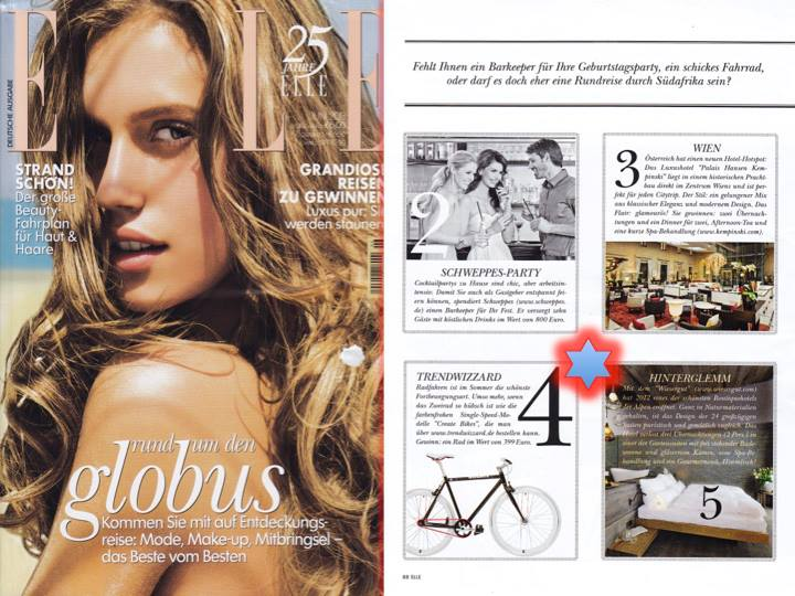 ELLE magazin create bikes trendwizzard