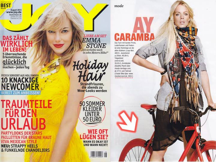 JOY magazin create bikes trendwizzard