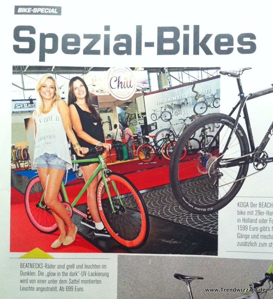 bike magazin chill bikes ispo trendwizzard